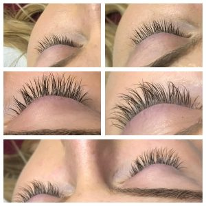 danica eyelash extensions